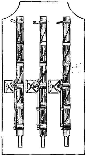Fasces. (From the original in the Capitol at Rome.)
